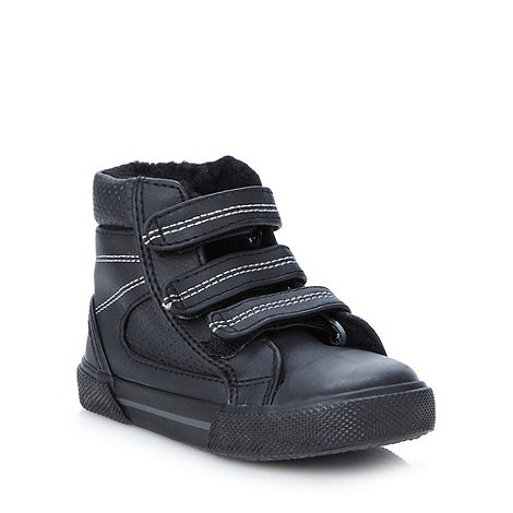 bluezoo - Boy+s black ankle boots