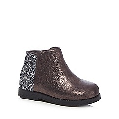 bluezoo - Girls' glitter ankle boots