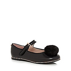 Baker by Ted Baker - Girls' black patent pumps