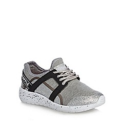 Pineapple - Girls' grey trainers