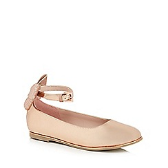 Baker by Ted Baker - Girls' gold pumps