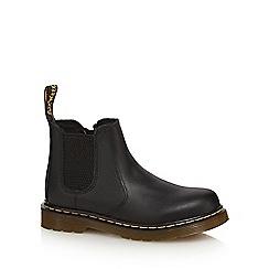 Dr Martens - Unisex black 'banzai' chelsea boots