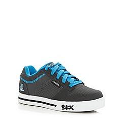 Skechers - Boy's grey 'Vert 2' trainers