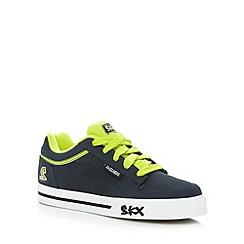 Skechers - Boy's black 'Vert 2' trainers