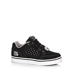 Skechers - Boy's grey skate shoes