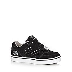 Skechers - Boy's grey skate shoes