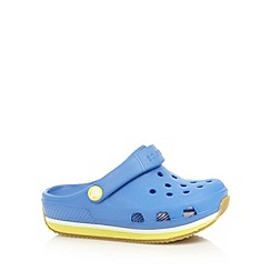Crocs - Boy's blue moulded 'Crocs'