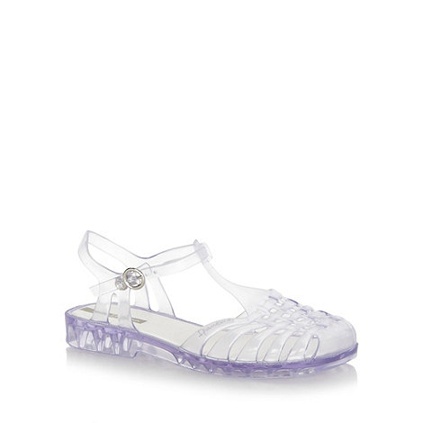 Ipanema - Girl+s clear jelly sandals