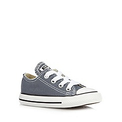 Converse - Boy's grey trainers