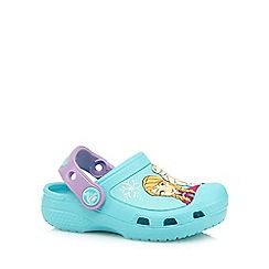 Disney Frozen - Girl's blue 'Frozen' clogs