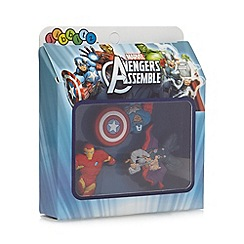 Crocs - Children's set of three 'Avengers' shoe charms