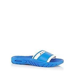 Rider - Boy's blue '86' sandals