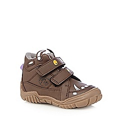 The Gruffalo - Boy's brown 'Gruffalo' boots