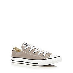 Converse - Boy's grey 'All Star' trainers