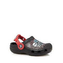 Star Wars - Boy's black 'Darth Vader' clogs