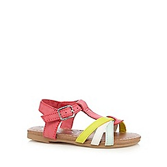 bluezoo - Girls' pink sandals