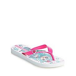 Ipanema - Girls' pink mermaid sandals
