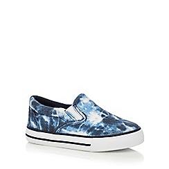 bluezoo - Boys' tie dye skate shoes