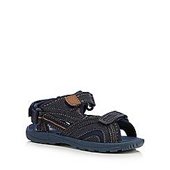 bluezoo - Boys' navy denim sandals