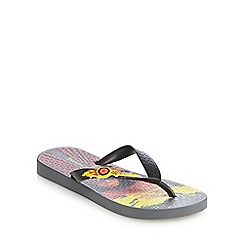 Ipanema - Boys' grey car sandals
