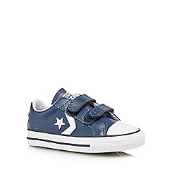 Converse - Navy 'Star Player' trainers