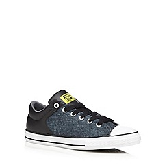 Converse - Boys' dark turquoise trainers