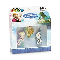 Disney Frozen - Pack of three 'Frozen' sandal charms