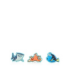 Disney PIXAR Finding Dory - Pack of three 'Dory' sandals charms