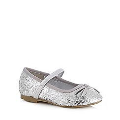 bluezoo - Girls' silvery glitter party pumps