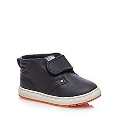 Mantaray - Boys' navy desert boots
