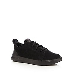Converse - Boys' black 'Easy Ride' suede trainers