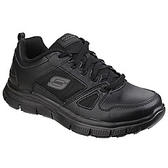 Skechers - Black Flex Advantage Master Flex Shoe