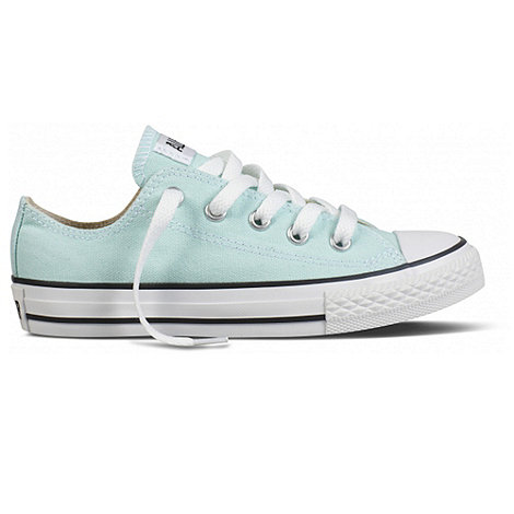 Converse - Girl+s Aqua +Ox+ Trainers