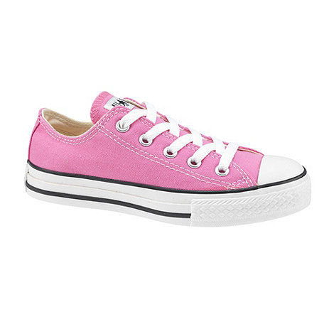 Converse - Pink +Ox+ Trainers
