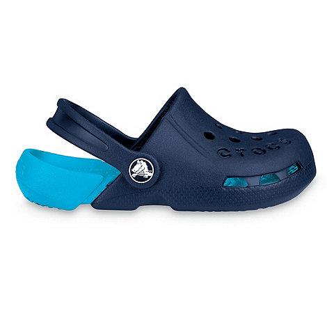 Crocs - Boy+s blue +Electro+ clogs