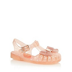 Baker by Ted Baker - Girls' pink jelly shoes