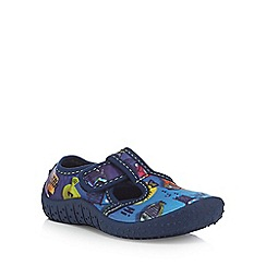 bluezoo - Boys' navy water shoes