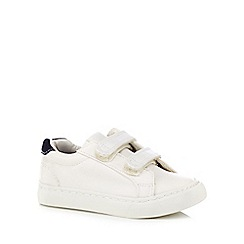 bluezoo - Boys' white trainers