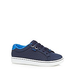 Baker by Ted Baker - Boys' blue tennis trainers