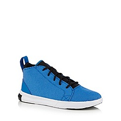 Converse - Boys' blue 'Easy Rider' trainers