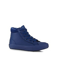 Converse - Boys' blue 'All Star' trainers