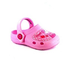 Peppa Pig - Girls pink sandals