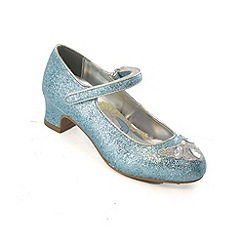 Disney Frozen - Girls' blue shoes