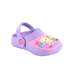 Disney Frozen - Girls lilac sandals