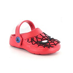 Spider-man - Boys red sandals