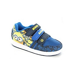 Despicable Me - Boys blue trainers