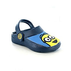 Despicable Me - Boy's blue sandals
