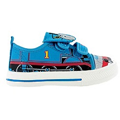 Thomas & Friends - Boys' blue canvas shoes