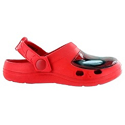 Spider-man - Boys' red sandals