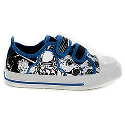 Star Wars - Boys' multi canvas shoes